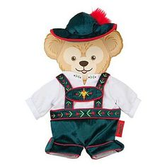 Disney Duffy Bear Clothes - Germany Costume