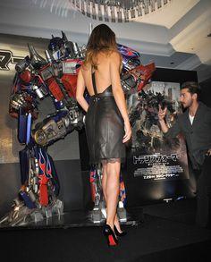 "Rosie Huntington-Whiteley - ""Transformers: Dark of the Moon"" Osaka Press Conference"