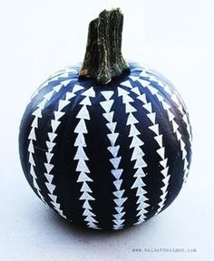 26 Easy Painted Pumpkins to Perk Up Your Halloween   26 Easy Painted Pumpkins to Perk Up Your Halloween - Yahoo Homes