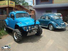 VW Beetle Brazil: Baja 4 x 4