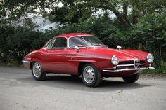 Alfa Romeo Sprint Speciale Coupé