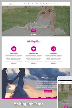This child theme has a beatiful design and you can use it for a Wedding , Photography Website or anything else. If you buy his theme and save lots of time. Love Sound, All Kids, Photography Website, Photo And Video, Elegant, Children, Wedding, Design, Classy