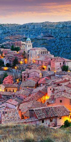 Albaraccin, Spain