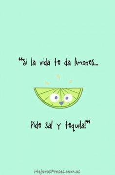 Quiero limones!!!