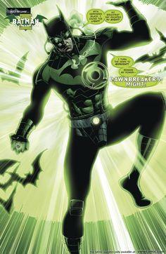Batman – The Dawnbreaker 001 (2017) ……. | View Comic