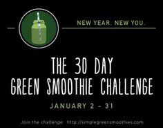 After 10 days on the master cleanse I hope to move to green smoothies for several days