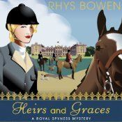 A murder mystery - Heirs and Graces (Her Royal Spyness Mysteries, #7)