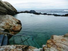 Bermagui's rock pool, NSW Australia. I was there last year, beautiful place