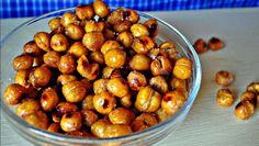 The perfect healthy snack recipe that delicious and low calorie! These Sweet and Salty Roasted Chickpeas are a real treat. Ingredients 1 16oz can of garbanzo beans (chick peas), drained and rinsed well 2 tsp brown sugar 1/2 tsp salt 1/2 tsp cinnamon 1/2 tsp nutmeg Instructions Preheat oven to 450 degrees. Place chickpeas on …