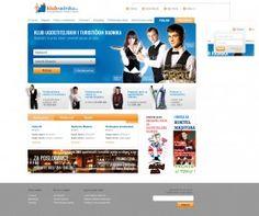 (RE)dizajn internet sajta Klubradnika.rs