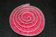 The Zippity Do Da Hot Pink Hair Clip by NessasCloset on Etsy, $12.99