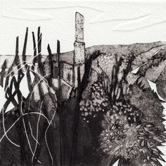 Anita Reynolds is a painter and Printmaker based in Devon. She is a member of the Devon Guild of Craftsmen, exhibits widely and runs courses and workshops. Collagraph, Landscape Art, Outline, Printmaking, Monochrome, Art Drawings, Moose Art, Abstract Art, Artsy