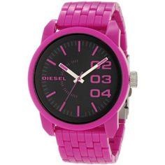 Diesel Women's DZ1524 Color Domination Purple Watch