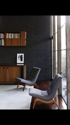 Robyn Boyd's Walsh Street House via The Design Files