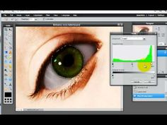PixlrTutor - Enhance Eye Color