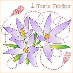 1 Martie Martisor