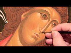 Rublev, Angelo Michele 10.5 Grafia e finitura - YouTube