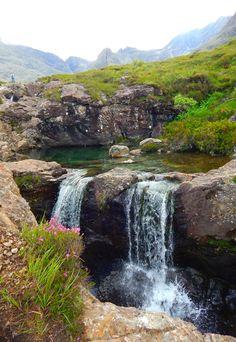 Fairy Pools, Glen Brittle, Isle Of Skye, Scotland, UK