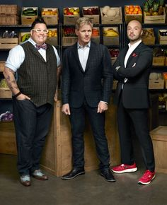'Hell's Kitchen' and 'Masterchef's' Gordon Ramsay: 'Have you any idea how competitive dinner parties have become? Masterchef Season 4, Masterchef Junior, Masterchef Usa, Open Casting Calls, Christina Tosi, Joel Robuchon, James Beard Award, Star Chef, Gordon Ramsey