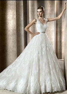 Los mejores vestidos de novia de las 7 colecciones de Pronovias 2012