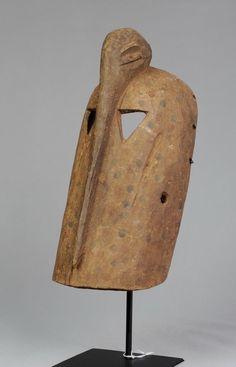 Masque zoomorphe - Dogon Mali - Zoomorphic mask MC0499