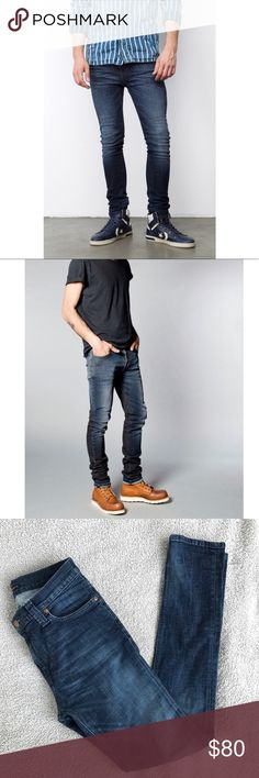 Nudie Jeans High Kai Jeans Like New  Gently worn  No holes, rips or stains.  Open to offers  Bundle discounts available  Size 30 Nudie Jeans Jeans Skinny