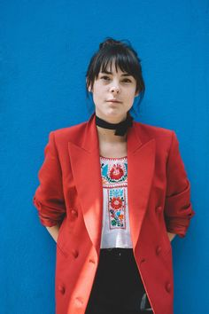 Colorful Style From the Streets of Mexico City: Ornella Cremasco