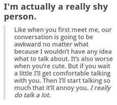 THIS IS SO TRUE (but I have gotten a lot better about keeping a conversation going over the past few years:) )