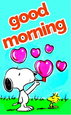 Good Morning Snoopy, Good Morning God Quotes, Good Morning Picture, Morning Pictures, Snoopy Images, Snoopy Pictures, Emoji Pictures, Good Morning In Spanish, Fairy Tale Story Book