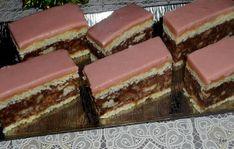 Nálunk ez a hatalmas kedvenc, amit bármilyen alkalomra elkészíthetek, Hungarian Cake, Hungarian Recipes, Biscotti Cookies, Cake Cookies, Coconut Desserts, Nutella, Cake Recipes, Sweet Tooth, Bakery