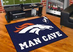 Denver Broncos Man Cave All-Star