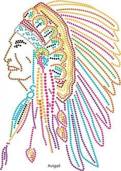 String Art Templates, String Art Patterns, Seed Bead Patterns, Craft Patterns, Beading Patterns, Embroidery Patterns, Sequin Crafts, String Wall Art, Rhinestone Art