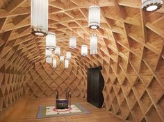 Native Child Family Services Toronto - Longhouse, Toronto, Canada Project by: Levitt Goodman Architects Ltd.