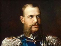 Tsar Alexander II of Russia, who was the inspiration for the Tsar in Mikhail Strogoff.
