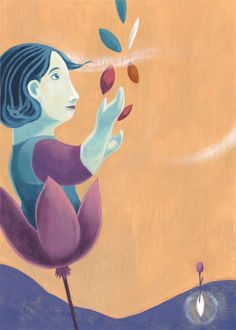 Sara Colautti Illustrator, Painting, Art, Art Background, Painting Art, Kunst, Paintings, Performing Arts, Painted Canvas