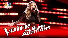 "The Voice 2016 Blind Audition - Lauren Diaz: ""If I Ain't Got You"""
