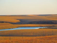 Flint Hills in Kansas