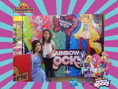 ¡Actividad familiar frente la tienda Kasperle en el CC. Oakland Mall! #Guatemala #Equestria #JuguetesCreativos #Kasperle