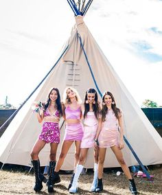 Here is Festival Outfit Ideas Idea for you. Festival Outfit Ideas five summer festival outfit ideas anunita london. Edm Music Festivals, Music Festival Outfits, Coachella Festival, Rave Festival, Festival Wear, Festival Fashion, Coachella Style, Festival Party, Festival Looks