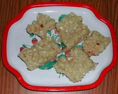 The Iowa Housewife: Family Favorites Almond Crunchies