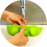 Frozen Peas : Make Three Ice Balls