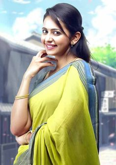 Beautiful Girl Indian, Most Beautiful Indian Actress, Beautiful Girl Image, Beautiful Saree, Beautiful Women, Bollywood Actress Hot Photos, Beautiful Bollywood Actress, Bollywood Celebrities, Rakul Preet Singh Saree
