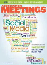Exclusive Social Media Survey: LinkedIn is Tops for Association Meeting Pros | Tech News/Trends content from Meetings Net