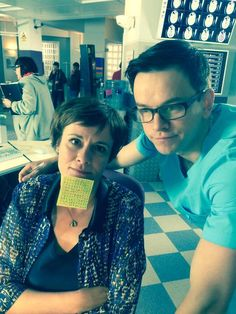 Catherine Russell Rob Ostlere Holby City Photos and videos by John Michie (@theJohnMichie) | Twitter