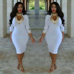 Amora Dress ( White colour )