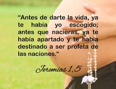 #Dios #Amor Antes de formarte en el vientre te elegí