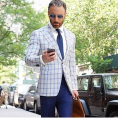 @christopherkorey doing what he does best in the streets of #nyc showing off a great Spring ensemble.  We make luxury Italian suits shipped worldwide - Coming soon.  Register your details at www.atlier.com for all updates, promotions and pre-orders. ▃▃▃▃▃▃▃▃▃▃▃▃▃▃▃▃▃▃ For more info email us: enquiry@atlier.com ▃▃▃▃▃▃▃▃▃▃▃▃▃▃▃▃▃▃ Photo Credit: @christopherkorey