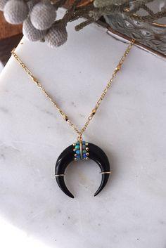 CHELSEA HORN – Lili Claspe Jewelry