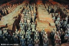 "The terra-cotta warriors is known as ""eighth wonder of the world"" make the whole world, make amazing all Chinese proud!"