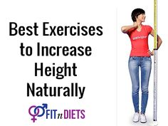 Top 10 Ways to Increase Height and Grow Taller Fast Naturally Source by fitndiets How To Be Taller, How To Become Tall, Muscle Mass, Gain Muscle, Muscle Food, Muscles In Your Back, Grow Taller Exercises, Swimming Benefits, Height Growth